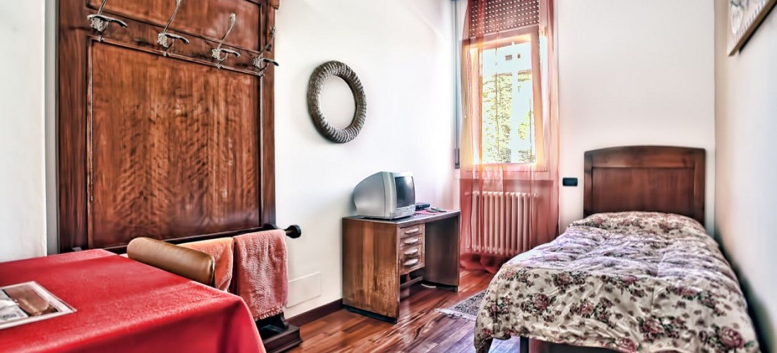 bed and breakfast bergamo camera singola
